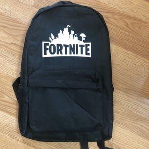 Other - Black Glow in the Dark Fortnite Backpack